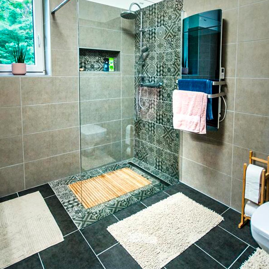 Csicsergő Vendégház gyönyörű szép fürdőszoba